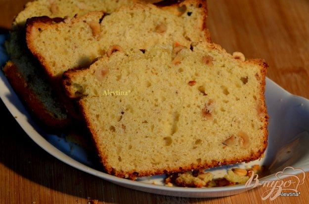 Рецепт Десертный хлеб с эггног