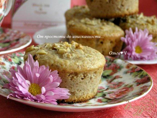 фото рецепта: Ореховые кексы