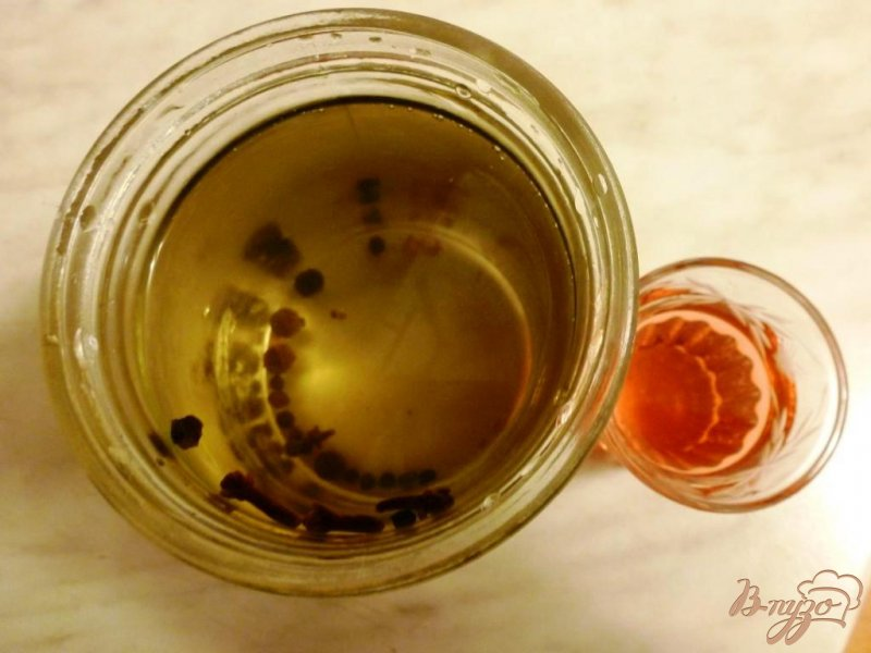 Фото приготовление рецепта: Маринованный чеснок шаг №3