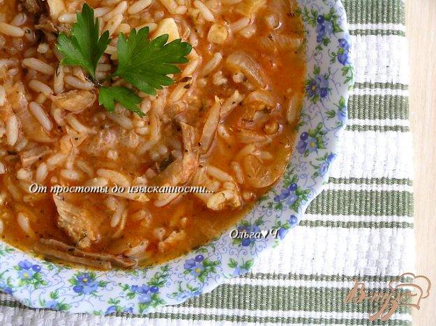 Рецепт Суп Харчо (в мультиварке)