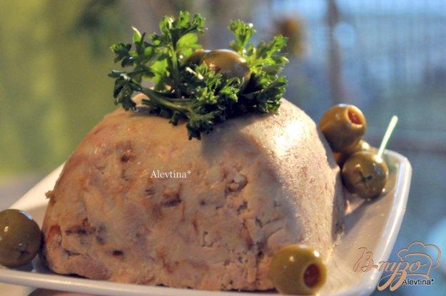 Рецепт Куриный холодец