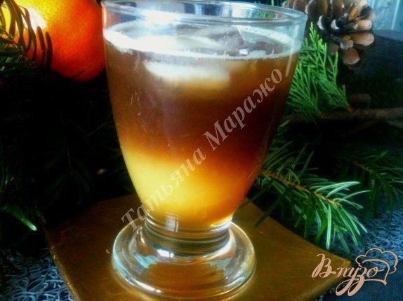 Фото приготовление рецепта: Кофейный напиток шаг №5