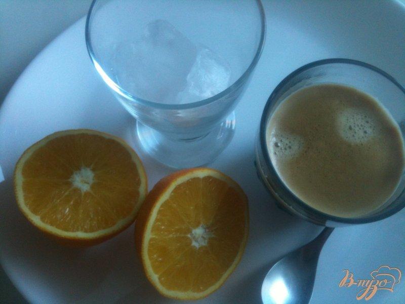 Фото приготовление рецепта: Кофейный напиток шаг №1