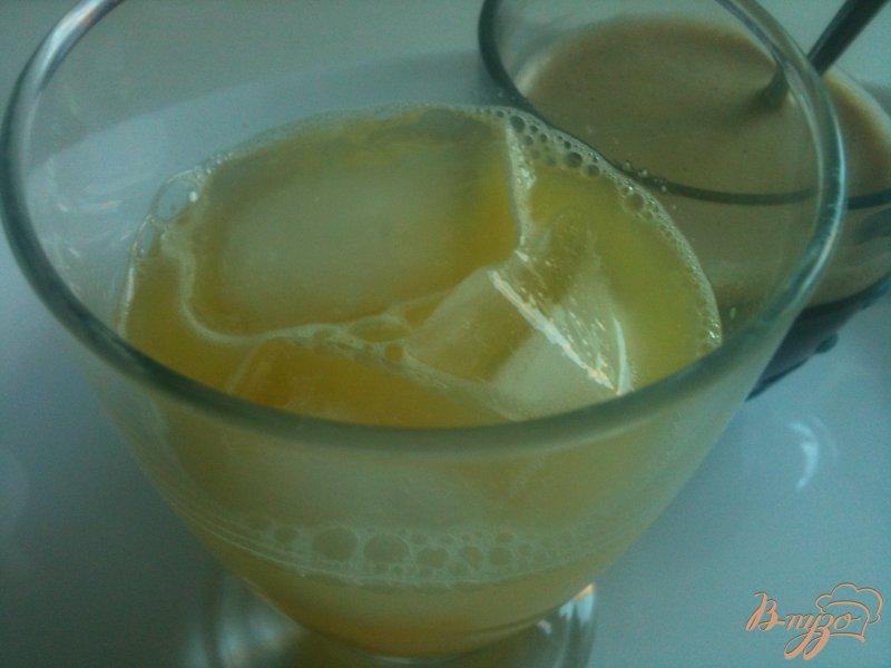 Фото приготовление рецепта: Кофейный напиток шаг №3