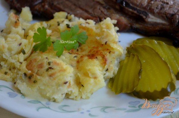 Рецепт Жареный картофель по- швейцарски