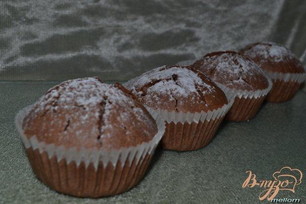 фото рецепта: Кексы на кока-коле
