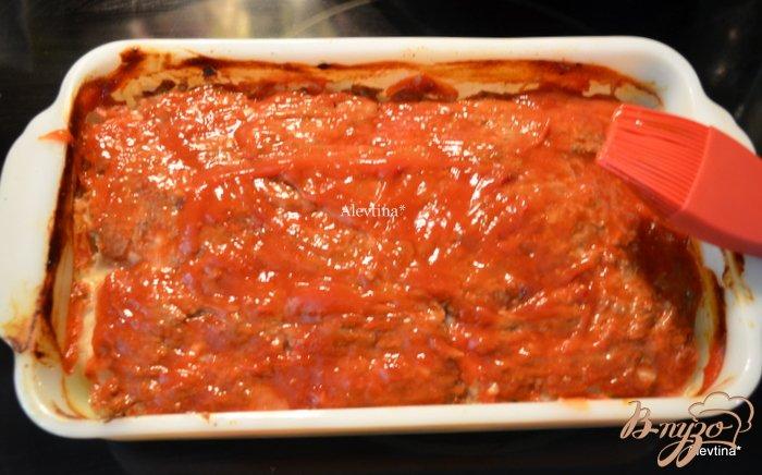 Фото приготовление рецепта: Митлоф с картофельным пюре шаг №5