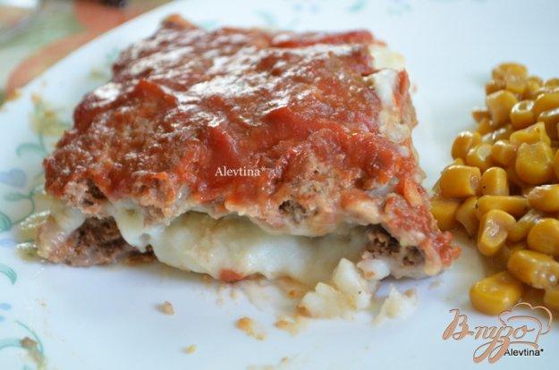 фото рецепта: Митлоф с картофельным пюре