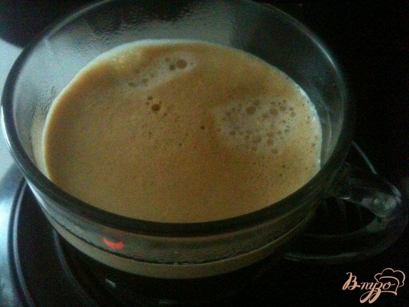 Фото приготовление рецепта: Мускатный кофе шаг №4