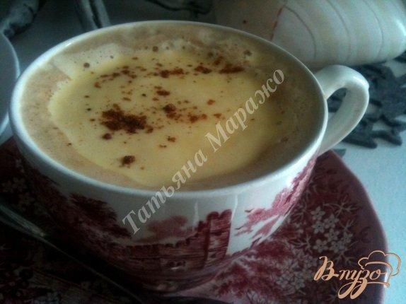 Фото приготовление рецепта: Мускатный кофе шаг №6