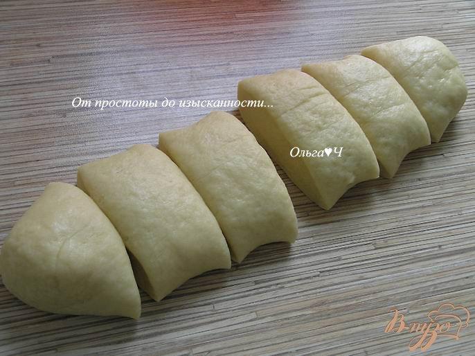 Фото приготовление рецепта: Винные бублики с кунжутом шаг №4
