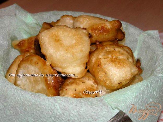 Рецепт Постные пончики