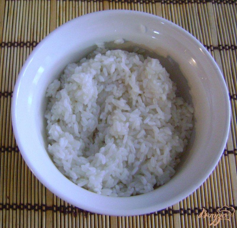 Фото приготовление рецепта: Голубцы на овощной подушке шаг №1