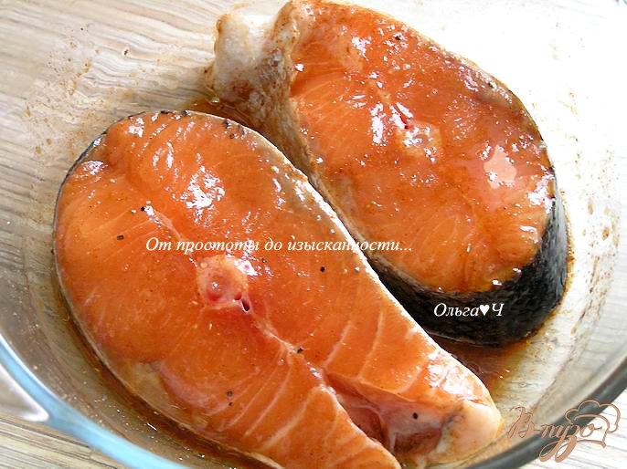как вкусно замариновать форель или лосось для гриля