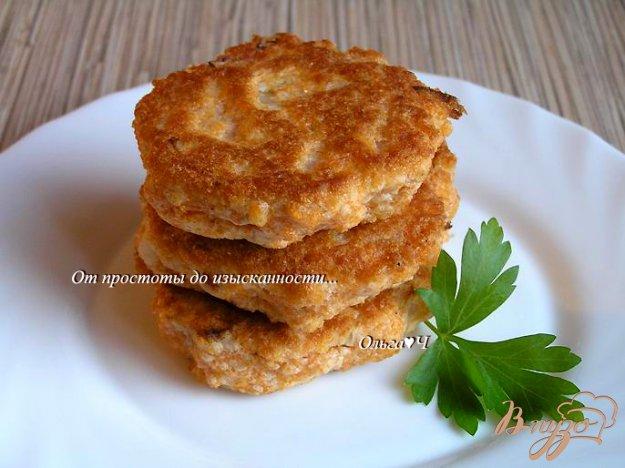 фото рецепта: Котлеты из икры сазана