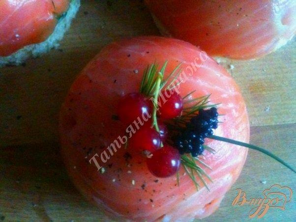 Фото приготовление рецепта: Бомбочки с начинкой шаг №6