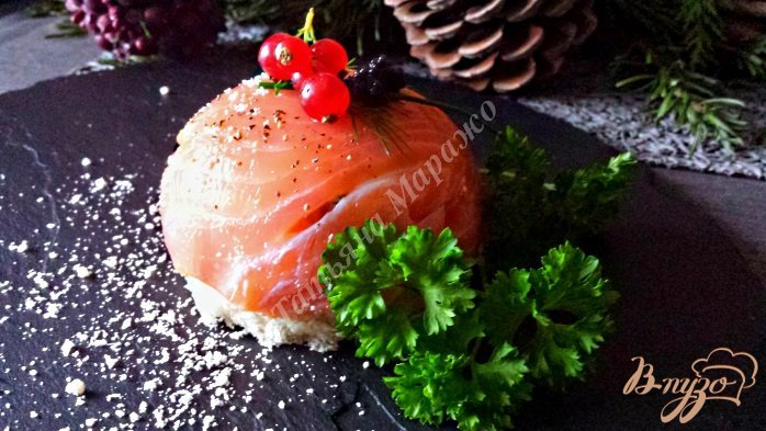 Фото приготовление рецепта: Бомбочки с начинкой шаг №7