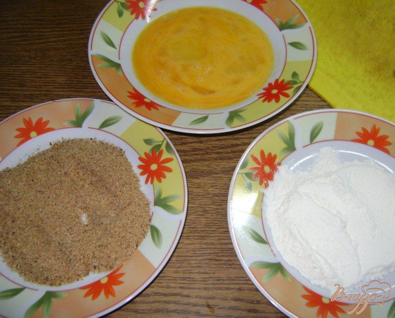 Фото приготовление рецепта: Шницель со свининой шаг №4
