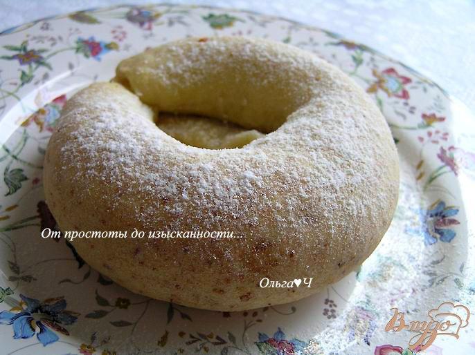 Фото приготовление рецепта: Творожный рулет шаг №7