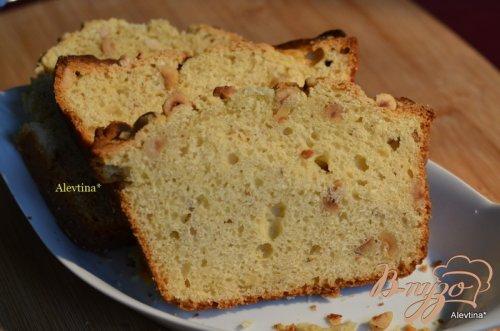 Десертный хлеб с эггног