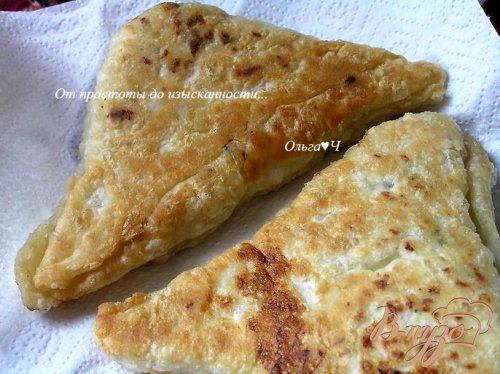Балканские пирожки с индейкой