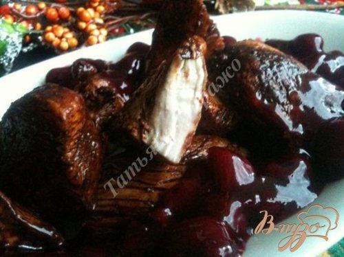 Пряное куриное мясо