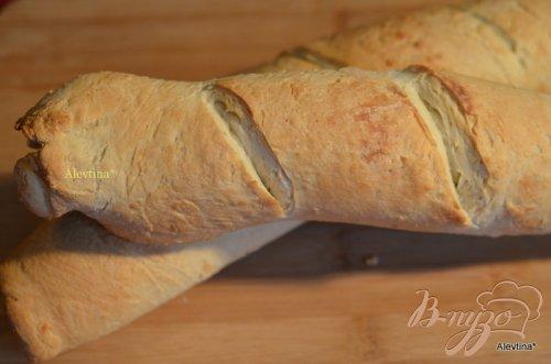 Тесто в х/печке для французского багета