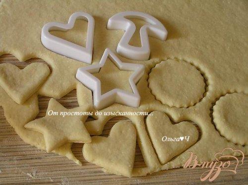 Творожные пончики с дынно-лимонным курдом
