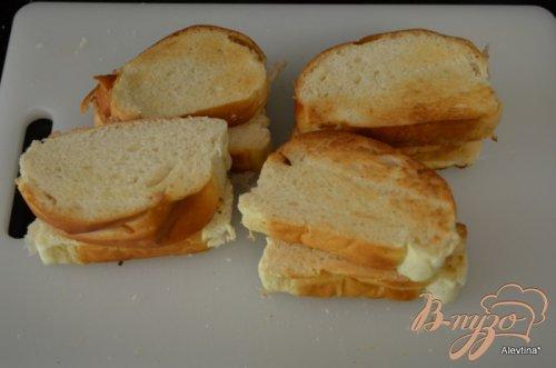 Вишневый хлебный пудинг
