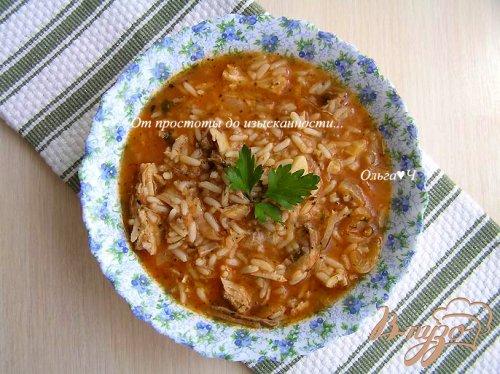 Суп Харчо (в мультиварке)
