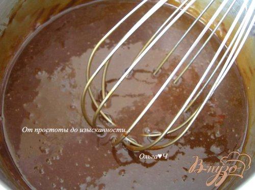 Эклеры с шоколадным кремом