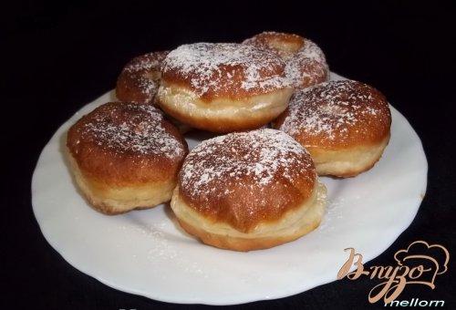 Пончики медовые на сметане