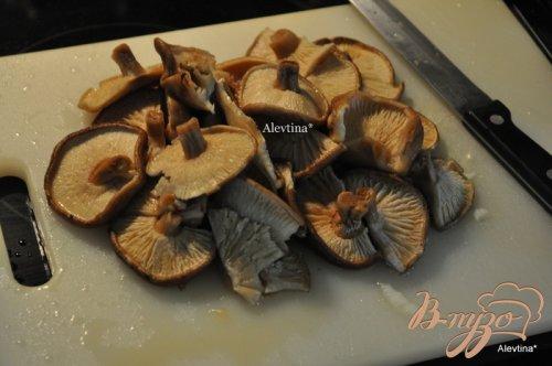 Тушеная говядина на пиве темном с грибами