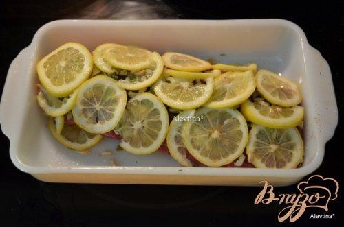 Говядина в лимонно-чесночном маринаде