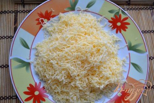 Картофель, запеченный с чесноком
