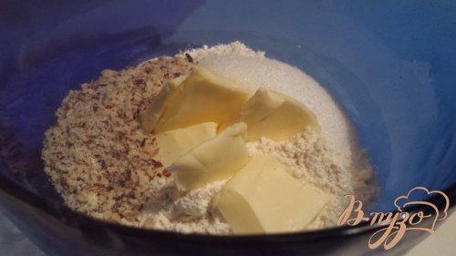 Десертный крем из авокадо с личи