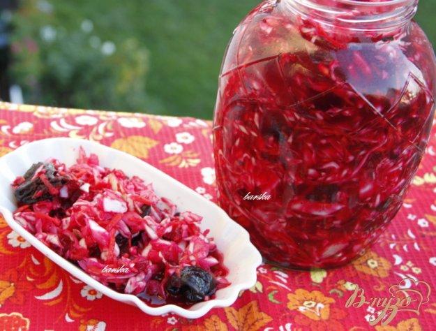 Рецепт Капуста кисло-сладкая
