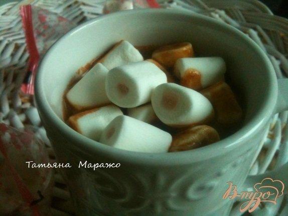 Рецепт Горячий шоколад с маршмеллоу