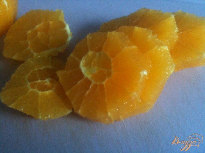 Сливочно-апельсиновая панна котта