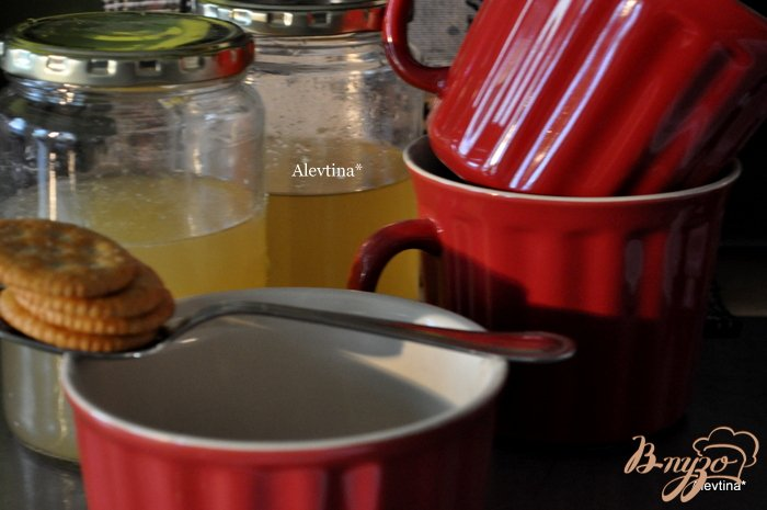 Фото приготовление рецепта: Индюшачий бульон шаг №3