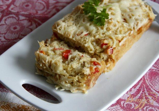Рецепт Кекс из квашеной капусты