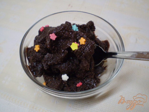 Рецепт Мороженое с какао