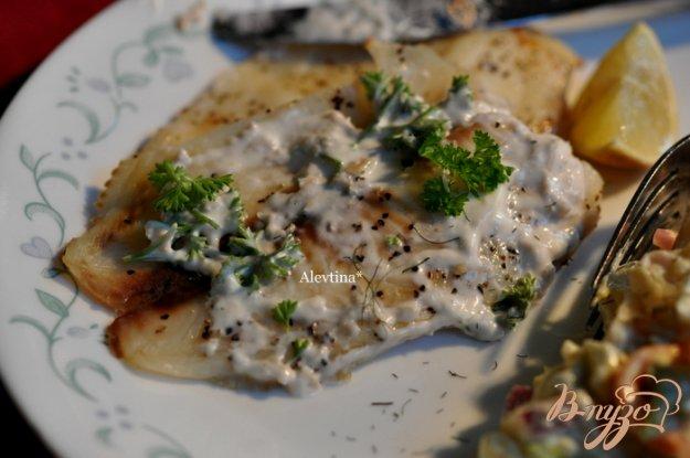 Рецепт Тилапия в духовке