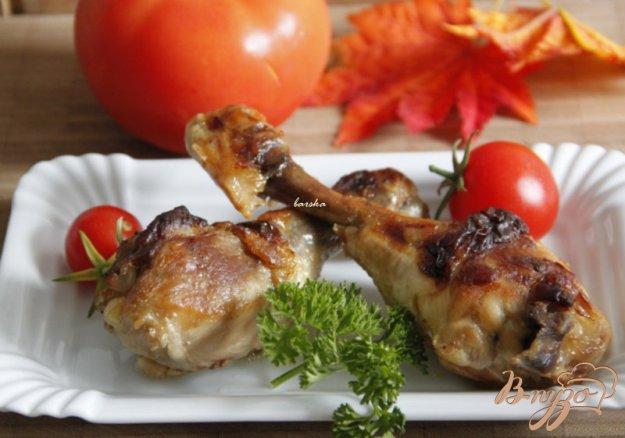 Рецепт Куриные голени/части в грейпфрутовом соке
