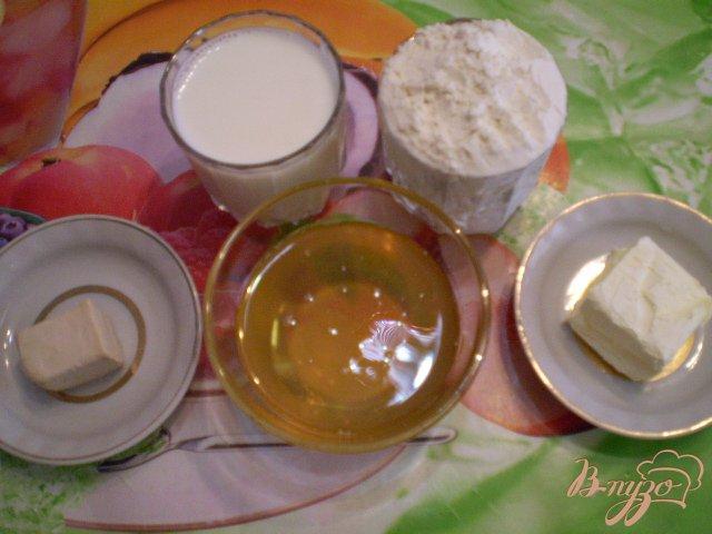 Фото приготовление рецепта: Мятные булочки шаг №1