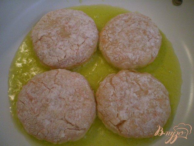 Фото приготовление рецепта: Котлеты куриные шаг №5