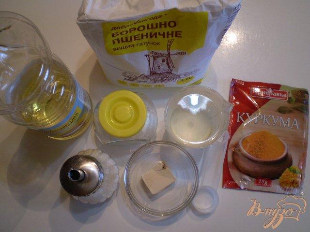 Фото приготовление рецепта: Хлеб
