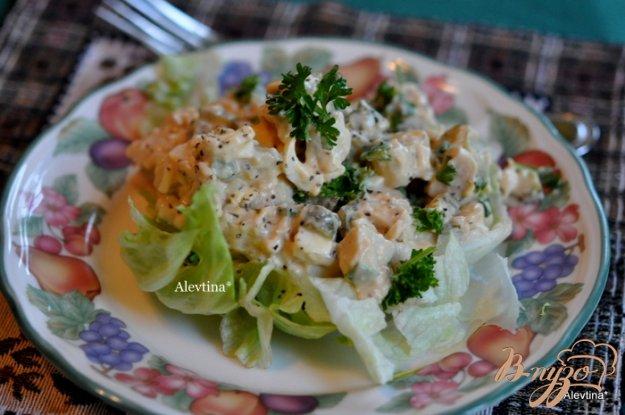 фото рецепта: Салат из птицы