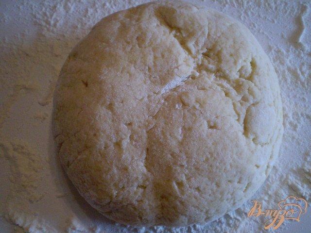 Фото приготовление рецепта: Имбирное печенье шаг №5