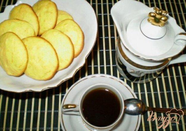 Рецепт Апельсиновое печенье от Джейми Оливера